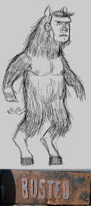 >Manbearpig out of the bag - I'm super serial!