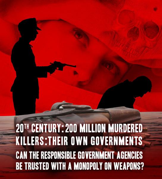 government murder (photo by Oleg Volk)