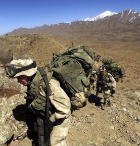 mountain infantry