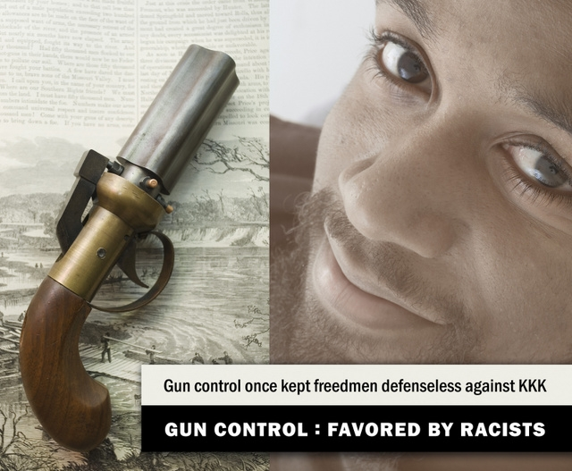 original6465700x700 gun control favored by racists photo by oleg volk