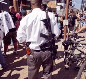 AZ-gun-man black dude obama protest