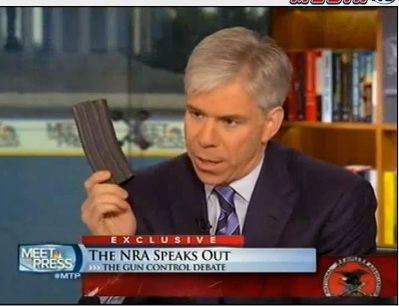 David gregory meet the press ar15 magazine 121223 the patriot