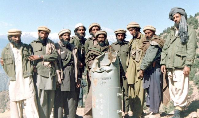 muj in afghanistan 1987