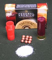9 pellet buckshot