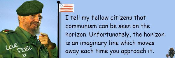 castro peoples cube horizon joke
