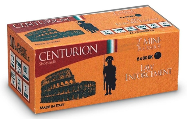 centurion mini shotgun shells