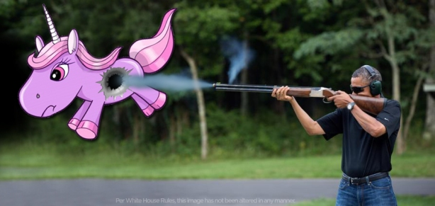 skeet obama 13 unicorn