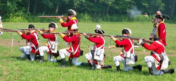skeet obama 17 redcoats