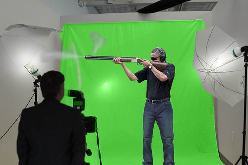 skeet obama 20 greenscreen