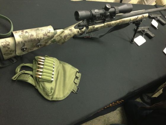 dorner rifle