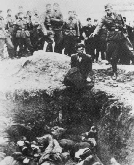 nazi execution