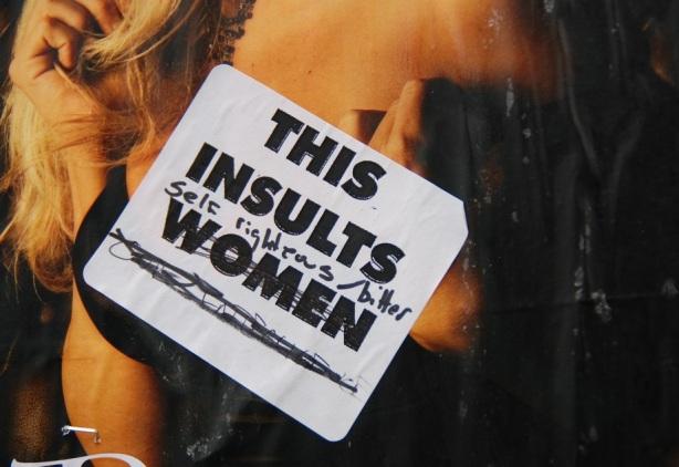 feminist sticker 2