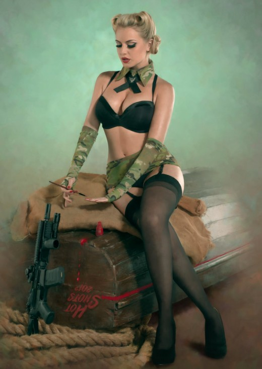 magpul hot shots may 2013 emily ohara