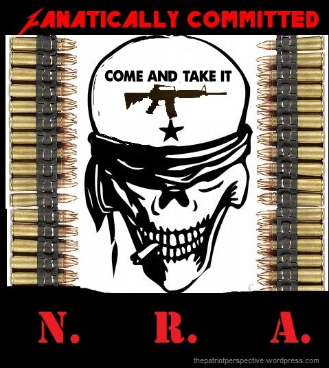NRA fanatically committed m4 cr