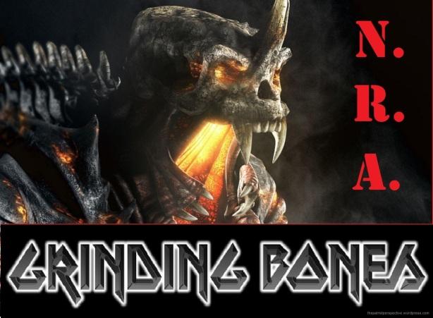 NRA grinding bones cr
