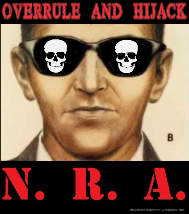 NRA overrule and hijack cr