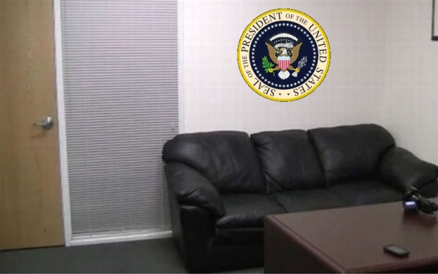 presidential casting couch
