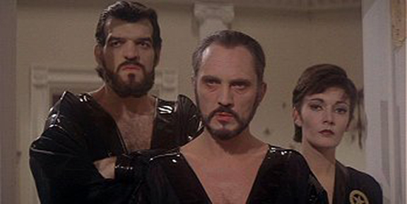 General Zod & company