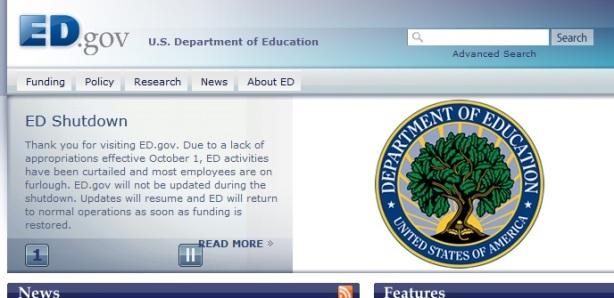 shutdown ed message