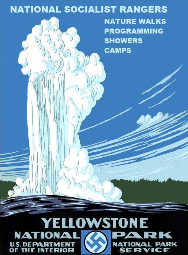 yellowstone national socialist park