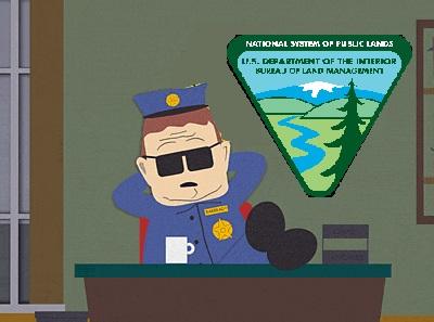 blm officer barbrady