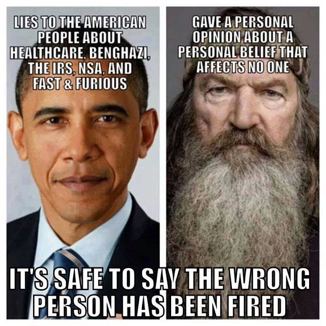 lame duck vs duck dynasty the patriot perspective