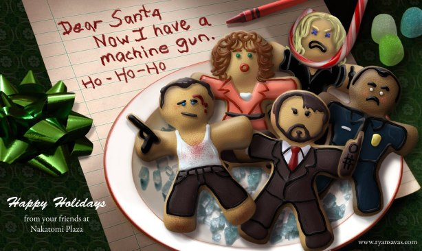 die hard merry christmas