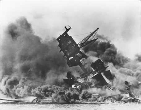 uss arizona pearl harbor