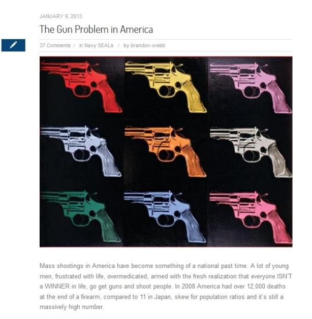 webb gun problem 1