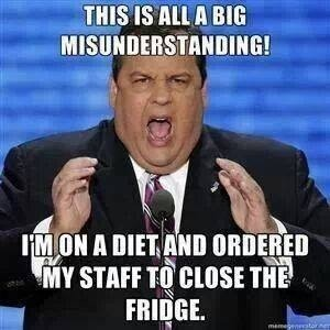 chris christie fridgegate