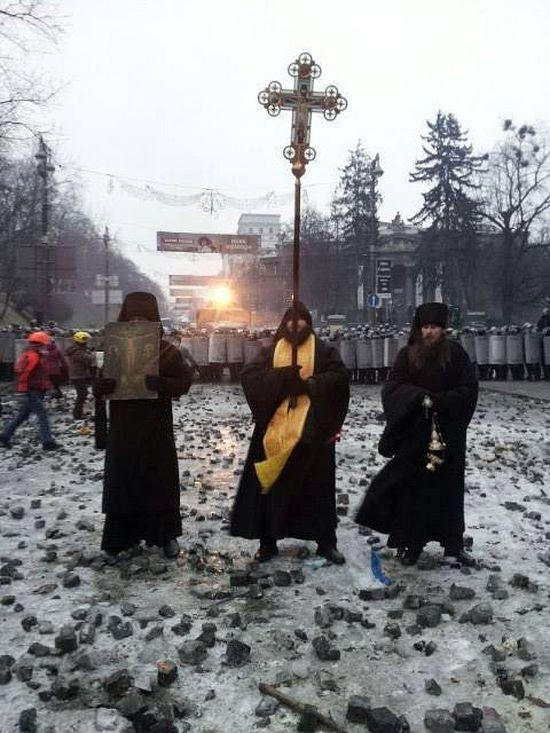 kiev priests jan 23 2014