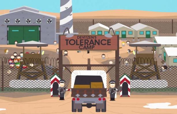 tolerance camp