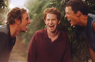 without a paddle 1
