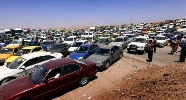 isis advance june 2014 mosul evacuation