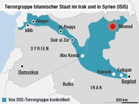 isis advance june 2014