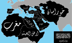 isis caliphate projection 20140629