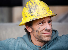 mike rowe dirty jobs 1