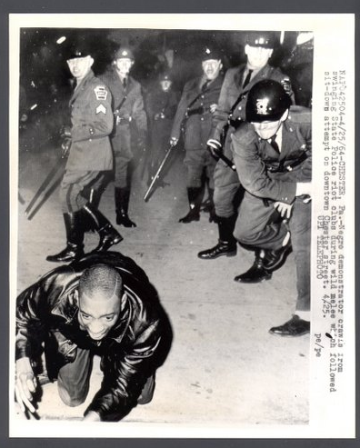1964 chester police riot