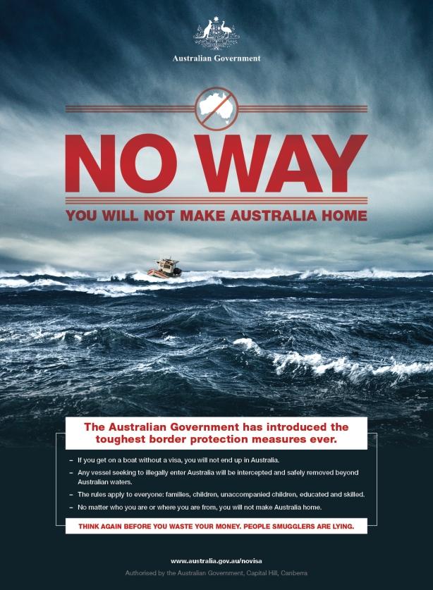 australia no way